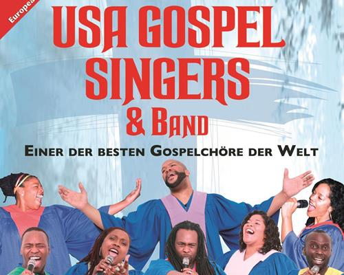 Gospel-Plakat-web-300dpi - The Original USA Gospel Singers